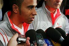 Formel 1 - Freigabe vom Doc: Lewis Hamilton startet
