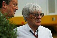 Formel 1 - Ecclestone hofft auf ein Ende des Bl�dsinns: Coughlan-Gate