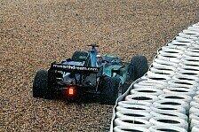 Formel 1 - Nullrunde im Nassen: Honda mit gewohntem Ergebnis