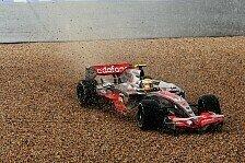 Formel 1 - Die harte Schule des Mittelfelds: Lewis Hamilton lernt nicht aus