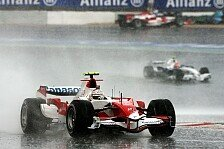 Formel 1 - Die n�chste Chance: Toyota hofft auf Ungarn