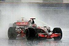 Formel 1 - Alonso triumphiert im Regenchaos: Europa GP