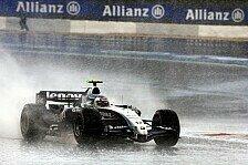Formel 1 - Sieg der Erfahrung: Wurz schmeckte den Champagner schon