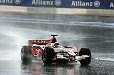 Formel 1 - Unauff�lliger Sato, unsichtbarer Davidson: Auch Super Aguri fuhr mit