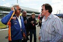 Formel 1 - Renault spielt auf Zeit: Fahrerduo 2008