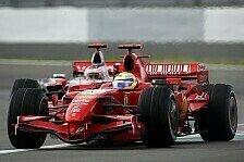Formel 1 - Die Saison stilgerecht abschlie�en: Massa ist motiviert