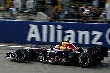 Formel 1 - Platz f�nf w�re gro�artig: Red Bull-Motorenchef Lom