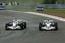 Formel 1 - Kubica ist sauer auf Heidfeld: Nach dem Unfall