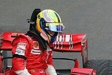 Formel 1 - Die Fahrer m�ssen es auf der Strecke machen: Massas Trotzreaktion