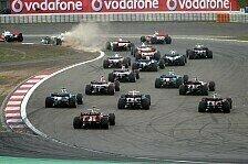 Formel 1 - Die Zwischenbilanz: Saison 2007