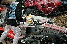 Formel 1 - Hamiltons Kranfahrt war legal: Die FIA spricht