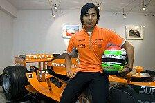 Formel 1 - Yamamoto - das perfekte Allround-Paket: Speed, Talent & Sponsoren