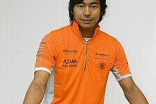 Formel 1 - Bilder: Spyker pr�sentiert Sakon Yamamoto