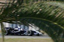 Formel 1 - Wurz Schnellster beim Hitzetest: Jerez, Tag 3