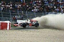 Formel 1 - Bilder: Europa GP - Neue Bilder vom Hamilton-Crash