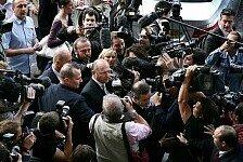 Formel 1 - Vorerst keine Strafe f�r McLaren : Aus Mangel an Beweisen