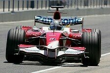 Formel 1 - Bilder: Jerez 24.-26. Juli - Testfahrten