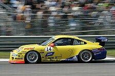 Carrera Cup - Zufriedenheit im Vorderfeld: Rast, Kaffer & Seyffarth