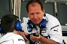 Formel 1 - Entschl�sselung des Unbekannten: Vorbereitung auf eine neue Strecke