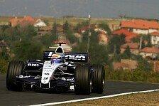 Formel 1 - Rennstrategie scheint klar: Rosberg im Reifenpoker
