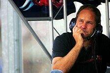 Formel 1 - Alles ist v�llig offen: Gerhard Berger