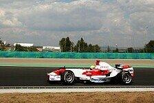 Formel 1 - Mit jedem Punkt zufrieden: Ralf Schumacher