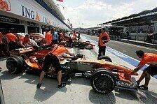 Formel 1 - Verschiebung, um voll durchzustarten: Adrian Sutil