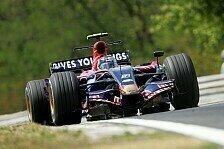Formel 1 - Auch das will gelernt sein: Vettel + 1 Runde