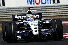 Formel 1 - Gro�e Erwartungen: Williams baut komplett neues Auto