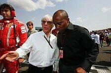 Formel 1 - Kein Verst�ndnis f�rs Schw�nzen: Ecclestone kritisiert Ron Dennis