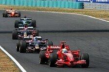 Formel 1 - Es ist noch nicht vorbei: Auch Massa glaubt dran