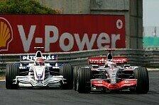 Formel 1 - Arbeitsgruppe kommt gut voran: Mehr �berholen