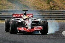 Formel 1 - Beginn der Wiedergutmachung: Ungarn GP