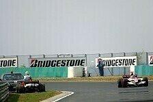 Formel 1 - Es war mehr sein Fehler als meiner: Davidson kritisiert Fisichella