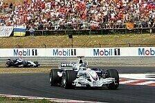 Formel 1 - Alle schauen auf Kurve 8: BMW Sauber hofft auf Besserung
