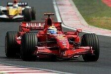 Formel 1 - Die gro�e Herausforderung: Ferrari zahlte den Preis