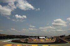Formel 1 - Schwitzen am Hungaroring: Wetterprognose: Gluthitze in Budapest