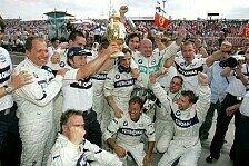 Formel 1 - Renault endg�ltig geschlagen: BMW Sauber mit neuen Zielen