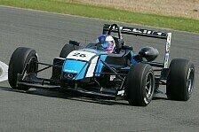 Britische F3 - 2. Rennen, Thruxton