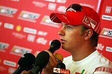 Formel 1 - Das Gef�hl ist gut - das Auto auch: Massa und R�ikk�nen