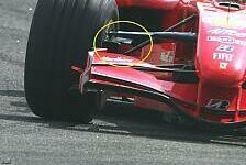 Formel 1 - Bilderserie: Tech-Update: F2007