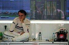 Formel 1 - Etwas Arbeit ist liegen geblieben: Rampf und Kubica