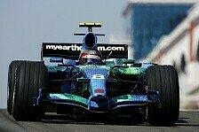 Formel 1 - Das Honda-Versuchslabor: Neues Upgrade in Fuji