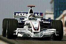 Formel 1 - Ein geiler Start: Heidfeld gegen Alonso