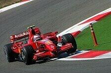 Formel 1 - Alles auf Sieg: R�ikk�nen und Massa