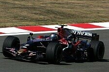 Formel 1 - Da wei� man, wo es lang geht: Vettel hat gespickt