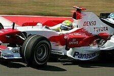 Formel 1 - Fehler nicht erlaubt: Toyota im Aufw�rtstrend