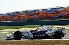 Formel 1 - Mehr zu erreichen, war schwierig: Kubica baut auf die Distanz