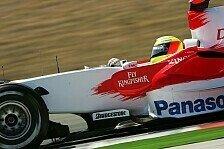 Formel 1 - Eine einzige Katastrophe: Schumachers bockiger Toyota