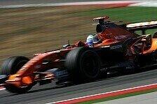 Formel 1 - Wir h�tten Vettel schlagen k�nnen: Adrian Sutil
